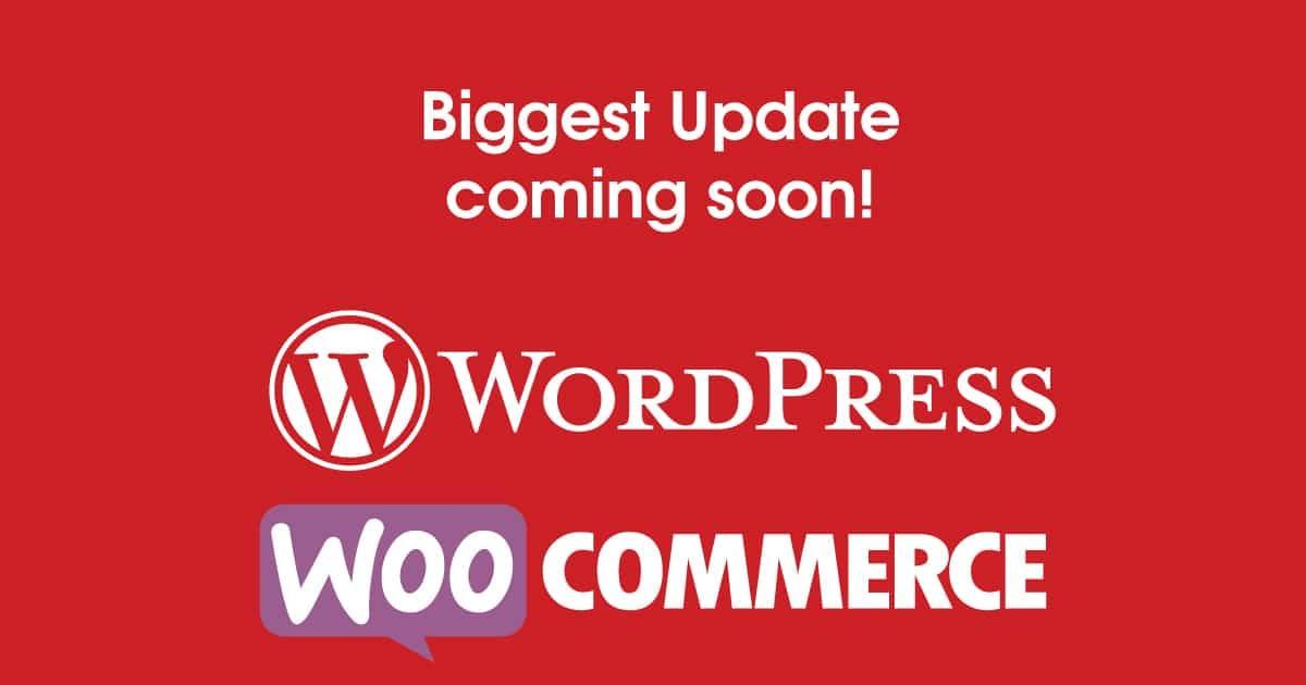 Biggest Update - Coming Soon