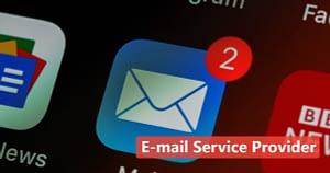 E-Mail Service Provider in 2020
