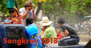 Songkran 2018