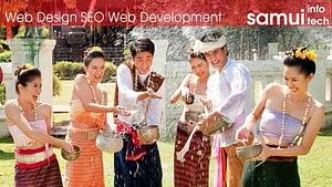 Happy Songkran Day 2017