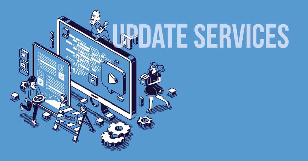 Website Update Services for WordPress - Keep Your Website Updated!